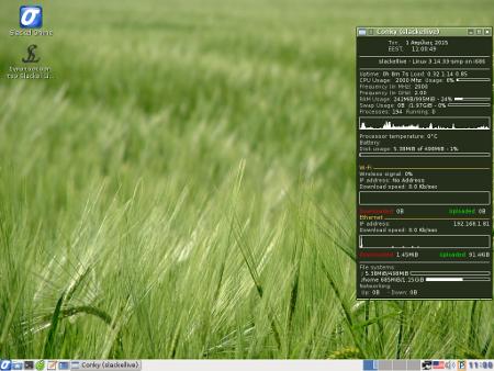 "Slackel 6.0.3 ""Openbox"""