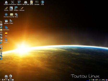 "Toutou Linux 6.0 ""SlaXen RCX"""
