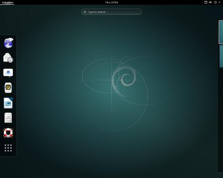 Debian GNU/Linux 8.0: Jessie
