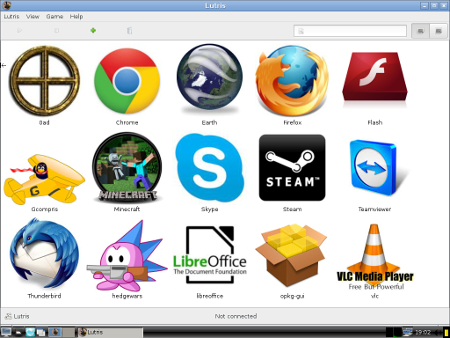 LinuxConsole 2.4