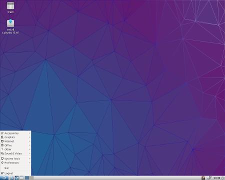 Lubuntu 15.10