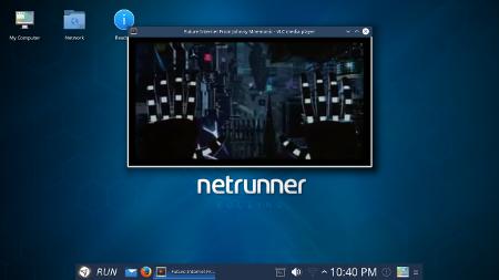 """Netrunner 2015.11 """"Rolling"""""""