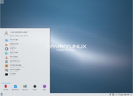 SparkyLinux 4.2