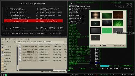 Manjaro Linux 15.12