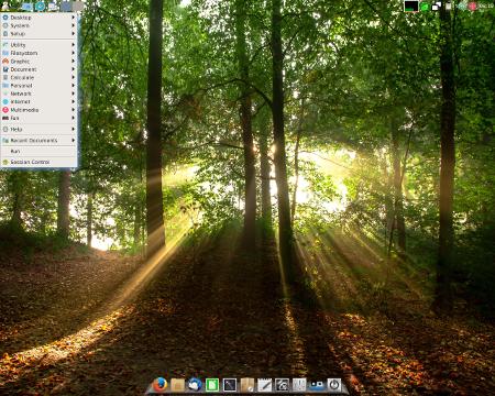 Simplicity Linux 16.07
