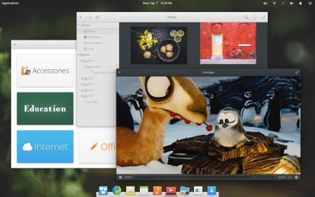 elementary OS 0.4