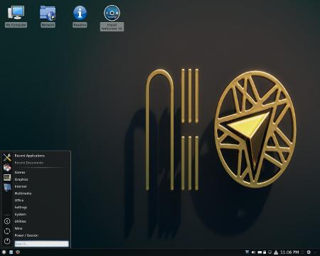"""Netrunner 16.09 """"Core"""""""