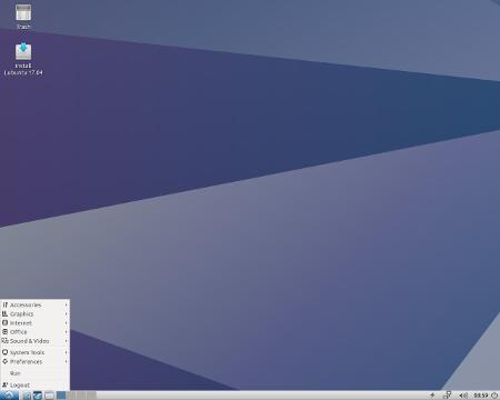 Lubuntu 17.04