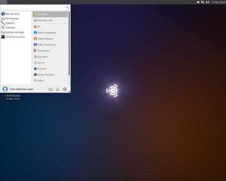 Ubuntu Studio 17.04