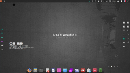 Voyager live 9