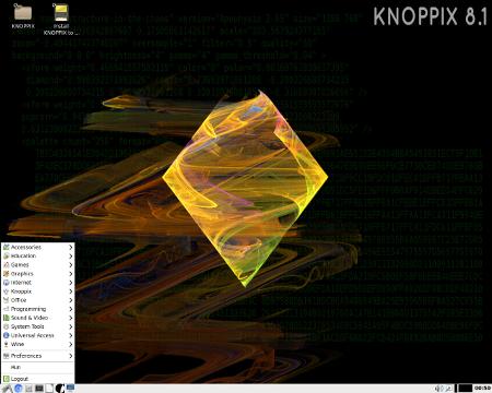 KNOPPIX 8.1