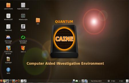 CAINE 9.0
