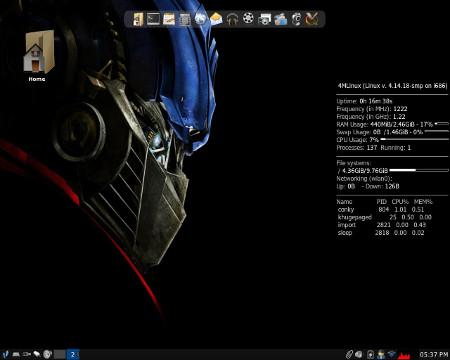 4MLinux 24.0
