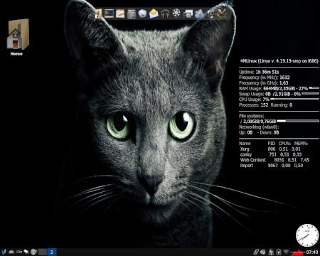 4MLinux 28.0