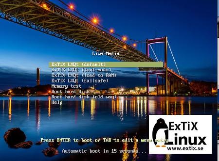 ExTiX 19.10