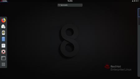 Red Hat Enterprise Linux 8.1