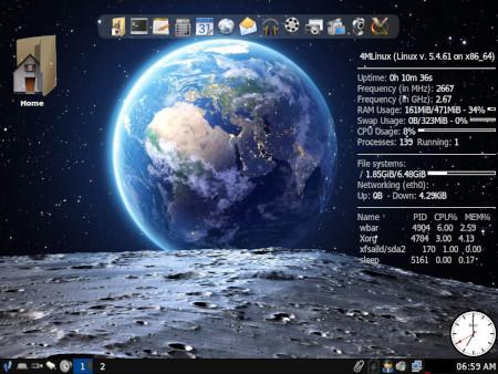 4MLinux 34.0