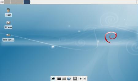 Debian XFCE