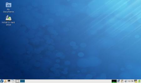 Fedora 12 con LXDE