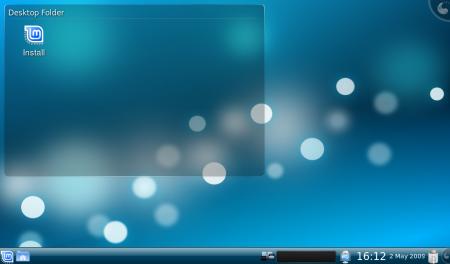 Linux Mint 6 KDE