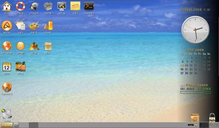 Puppy Linux 4.2