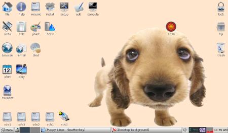 Puppy tema 2
